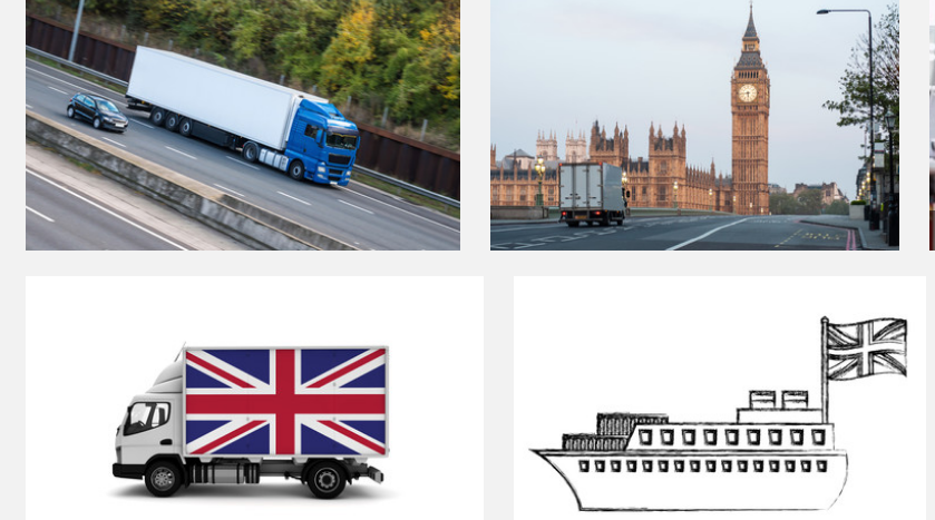 Logistics company in uk