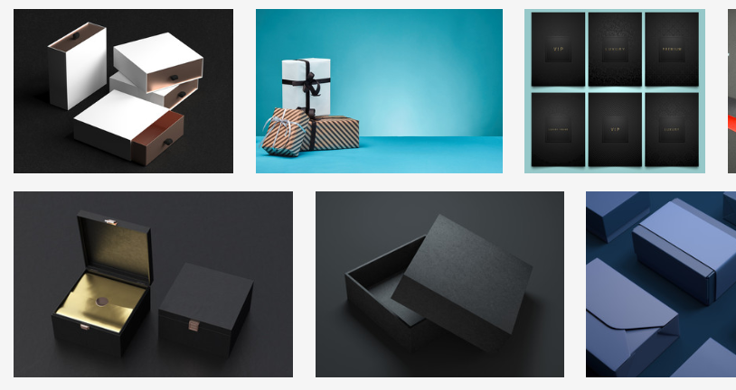 Luxury Packaging Manufacturers UK