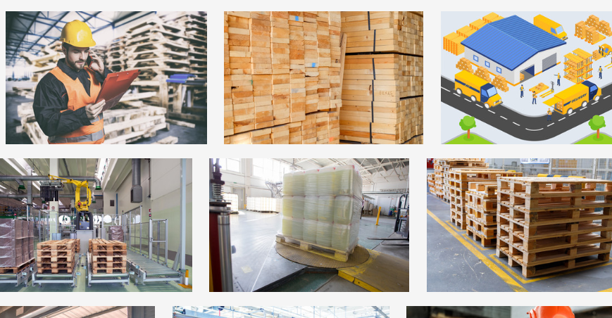 Top 10 Pallet Manufacturers in the UK