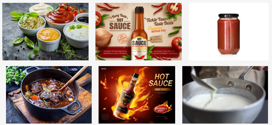 Best Sauce Manufacturers in the UK