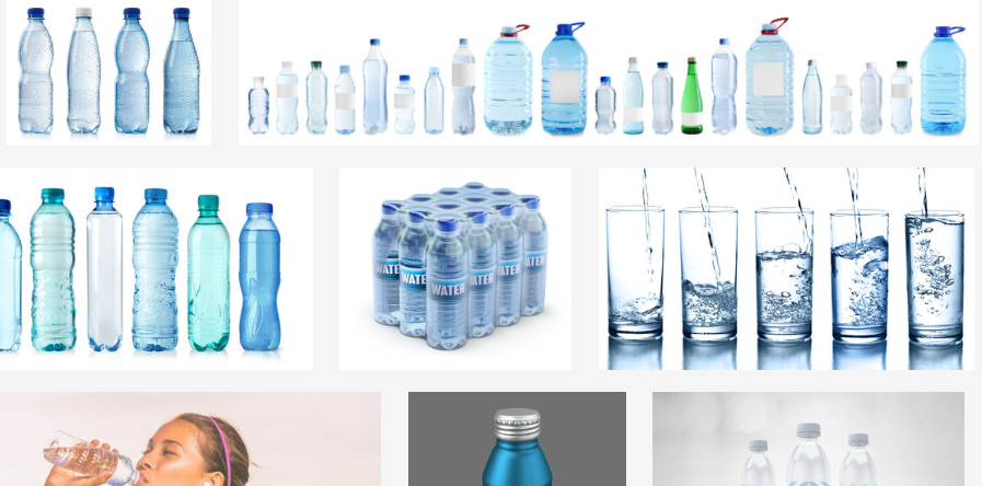 Top 10 Bottled Water Brands in the UK