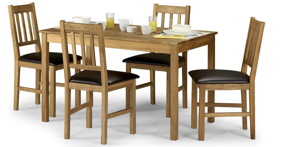 Best Oak Dining Tables in the UK