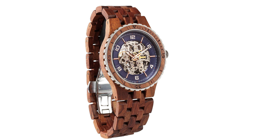 wooden watches uk