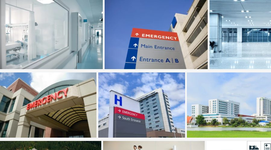 Top 10 Hospitals in Oxford (UK)